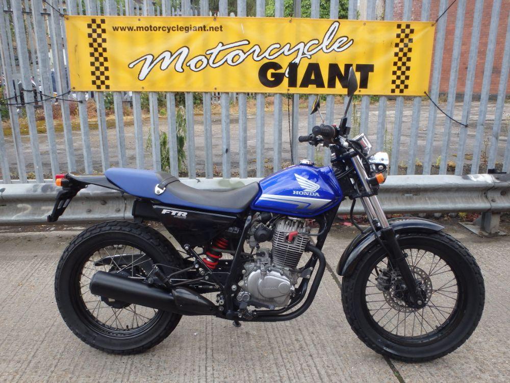 Honda FTR 223 For Sale Motorcycle Giant West London
