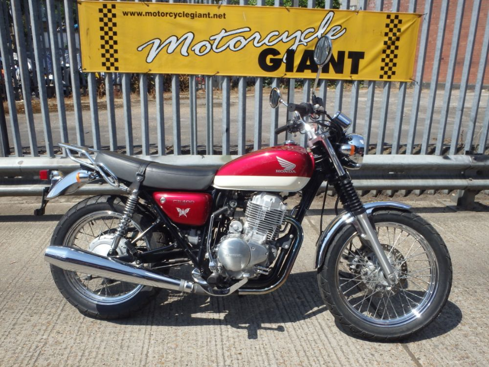Honda CB400 Ss For Sale Motorcycle Giant West London